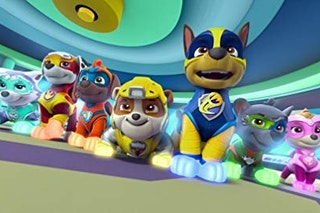 Image for Paw Patrol: Mighty Pups