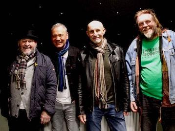 The Fugitives - Cardiff artist photo