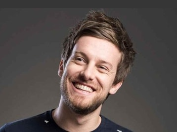 Warm-Up: Chris Ramsey picture