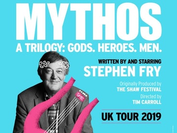 Mythos: Part 1 - Gods: Stephen Fry picture