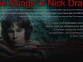 The Songs of Nick Drake: Keith James event picture