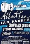 Flyer thumbnail for Whitby Blues Festival: Albert Lee, Dani Wilde, Crow Black Chicken, Storm Warning, Luke Doherty, Deep Blue Sea