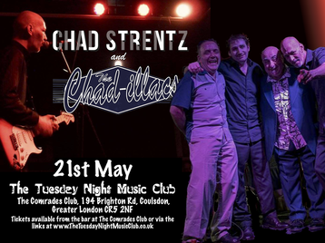 Chad Strentz, The Chad-illacs picture