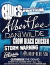Flyer thumbnail for Clitheroe Blues Festival: Albert Lee, Dani Wilde, Crow Black Chicken, Storm Warning, Luke Doherty, Deep Blue Sea