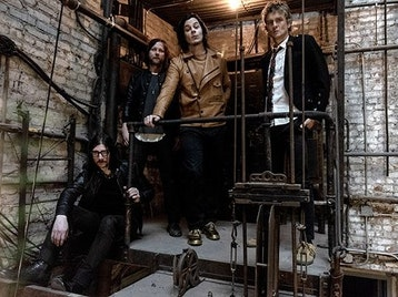 The Raconteurs, YAK picture