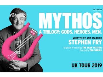 Mythos - A Trilogy: Gods, Heroes, Men picture