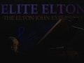 Elton John Tribute Night: Elite Elton event picture