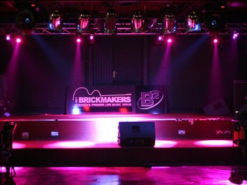 The Brickmakers & B2 picture