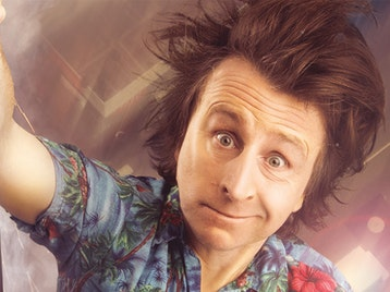 OTB Comedy: Milton Jones, Nick Page, Philip Simon, Maff Brown picture