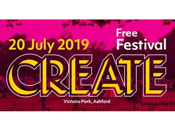 Create Festival 2019: Lightning Seeds, North America, Armada of Secrets, Cha:dy, Luca Afrobeat Band, Jaz Ellington, The Unblessed, Fennie, The Maywaves, Cooper Stout, Estelle Mey, Lake Folks, Flawless Carbon, Mike Wilton, Tall Poppies, Thomas Ashby, Tokyo Tea Room, Jack and Jacob, Ashford Rock Choir, Iona & Ben, Wayward Harmonies, MGD Dance Crew, Freyja Ellen Cook, Ashford Concert Band, 4x4 Bhangra, Invicta Ukulele Club Band, Blossom Dance School, Ashford Oaks Primary School Choir, Nautik b2b Yeti, Slope Wild b2b Soma Soma Soma, Folly, South Deal School, Dolly Doowop b2b Lizzie Dee, DJ Rev, Shades of Bray picture