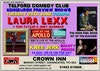 Flyer thumbnail for Telford Comedy Club: Laura Lexx, Joby Mageean, Tom Taylor