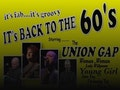 Its Back to the 60s: The Union Gap UK event picture