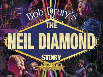 The Neil Diamond Story: Bob Drury picture