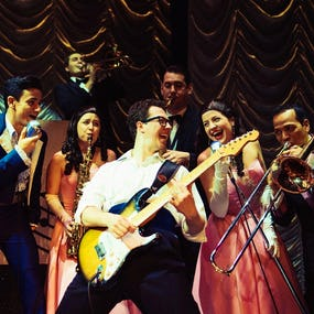 Buddy - The Buddy Holly Story appearing at this event