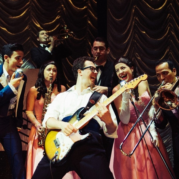 Buddy - The Buddy Holly Story Tour Dates
