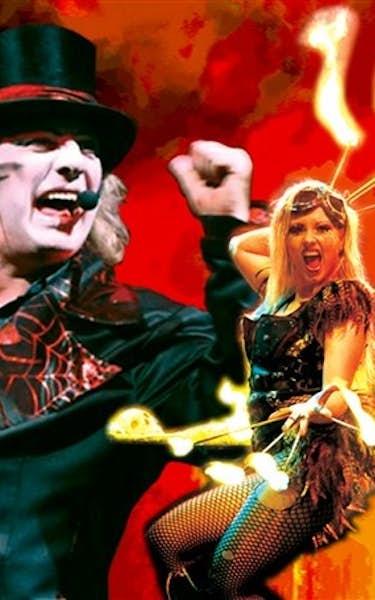Circus Of Horrors Tour Dates