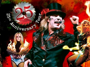 Circus Of Horrors - Win a pair of Blackpool tickets