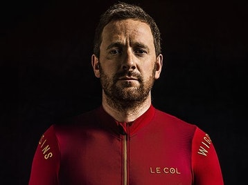 Bradley Wiggins artist photo