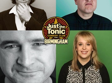 Just the Tonic Comedy Club - Birmingham: John Lynn, Mike Cox, Geoff Boyz, Hayley Ellis picture