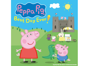 Peppa Pig's Best Day Ever: Peppa Pig - Live! picture