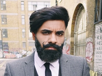 Live Innit - The Remix: Paul Chowdhry picture