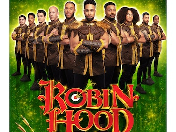 Robin Hood And The Merry Men: Diversity, Kev Orkian picture