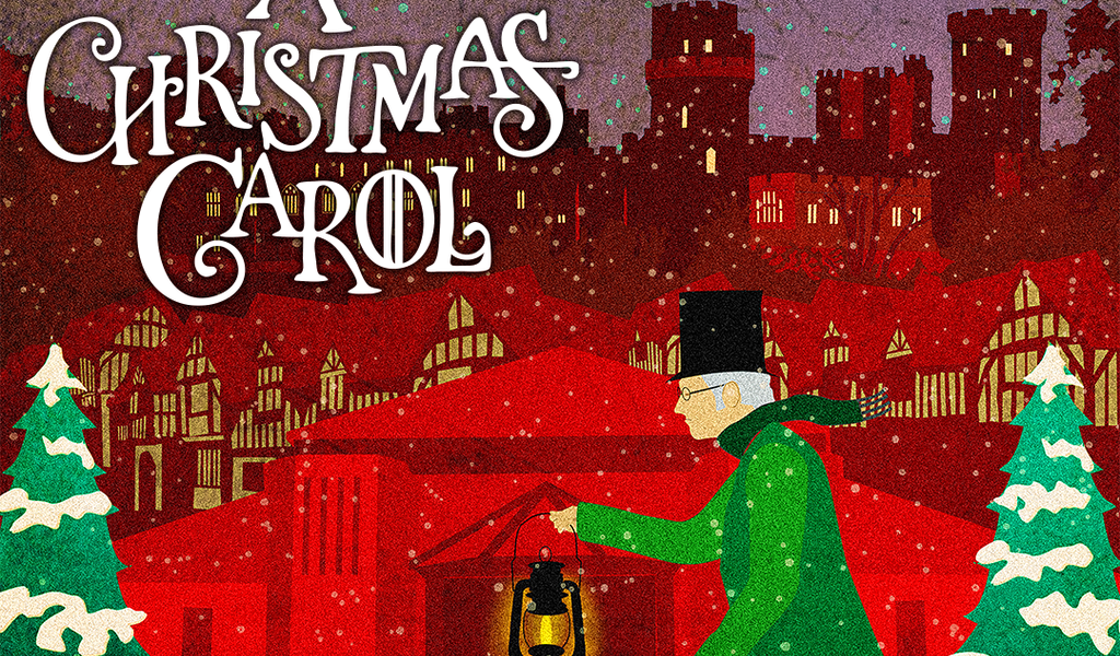A Christmas Carol.A Christmas Carol Warwick Tickets Bridge House Theatre 13th Dec 2019