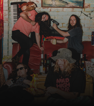 Psychedelic Porn Crumpets artist photo