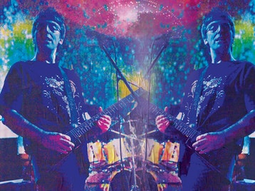 An Evening With The Steve Hillage Band: The Steve Hillage Band, Gong picture