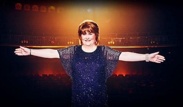 Susan Boyle Tour Dates