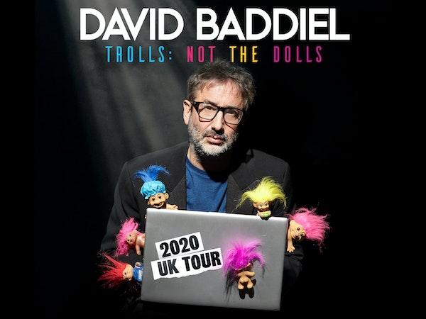 David Baddiel Tour Dates