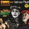 Flyer thumbnail for The Cramps Meet Alien Sex Fiend - 3D Shockorama: Dr Diablo and The Rodent Show, Mutant Movement