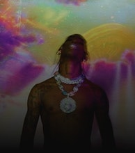 Travis Scott artist photo