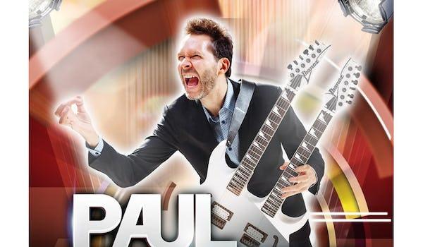 Paul Gilbert Tour Dates