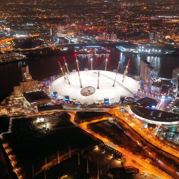 The O2 Events