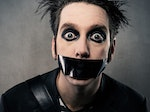 Tape Face artist photo