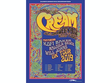 The Music Of Cream picture