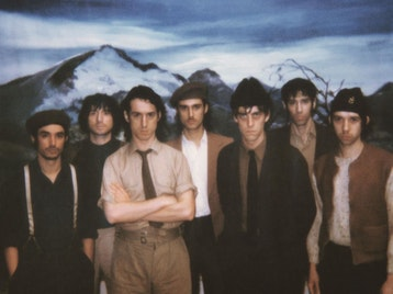 Fat White Family artist photo