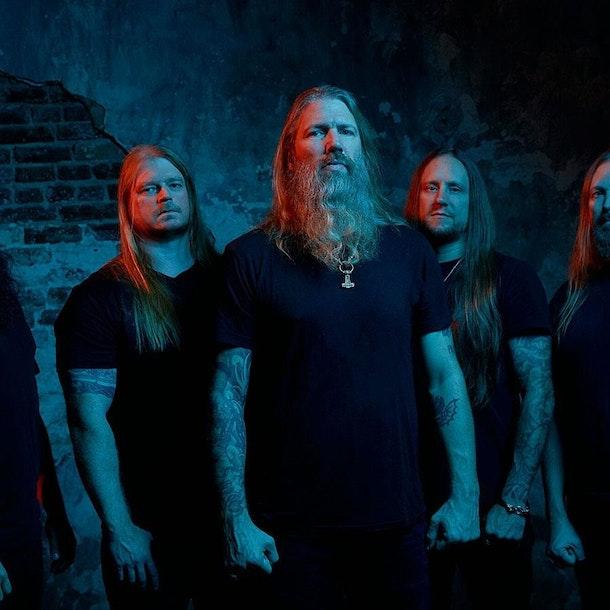 Amon Amarth Tour Dates