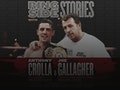 Ringside Stories: Anthony Crolla, Joe Gallagher, Steve Bunce event picture
