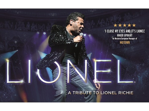Lionel - A Tribute to Lionel Richie Tour Dates