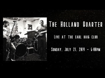 Sunday Sessions: The Holland Quater picture