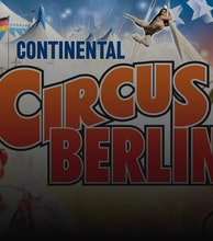 Continental Circus Berlin artist photo