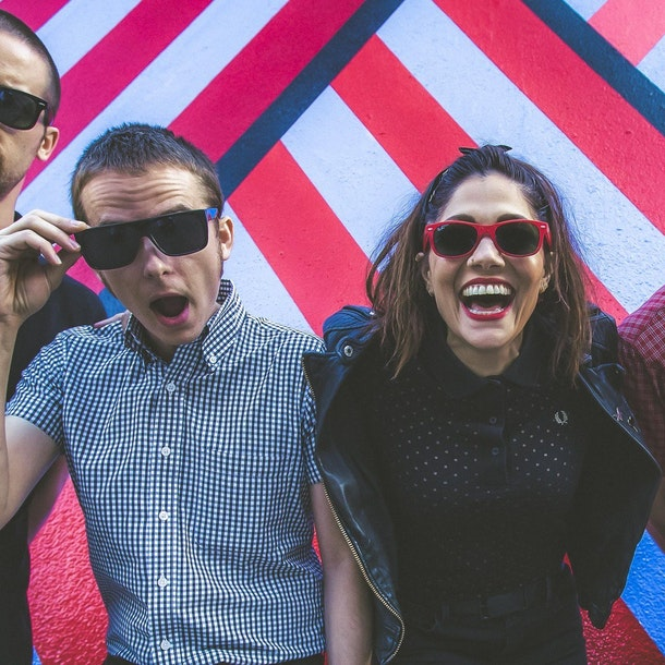 The Interrupters Tour Dates