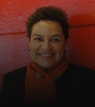 Jackie Kay artist photo