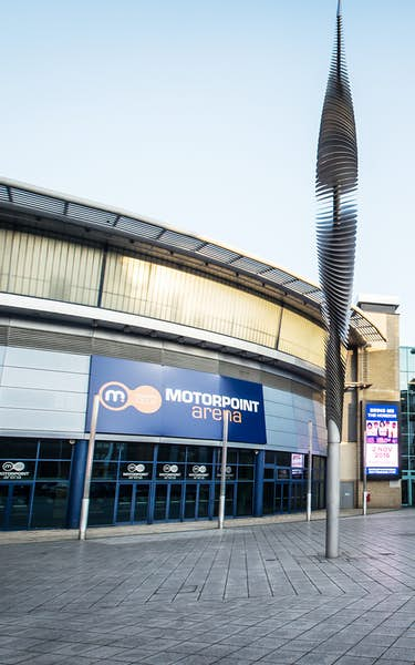 Motorpoint Arena Nottingham Events