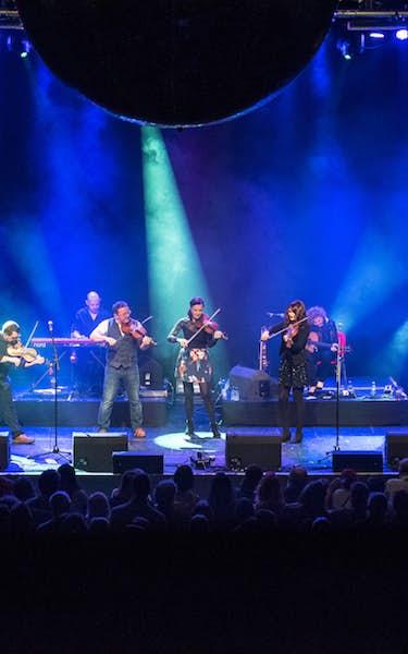 Blazin' Fiddles Tour Dates