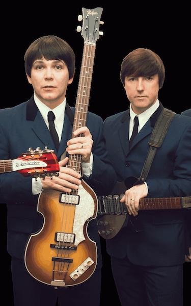 The Mersey Beatles Tour Dates