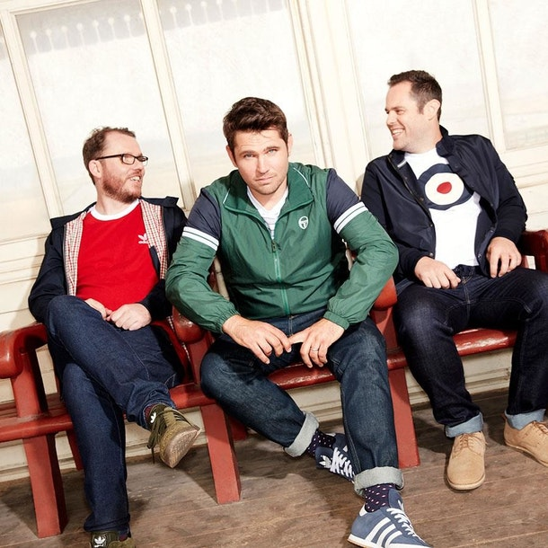 Scouting For Girls Tour Dates