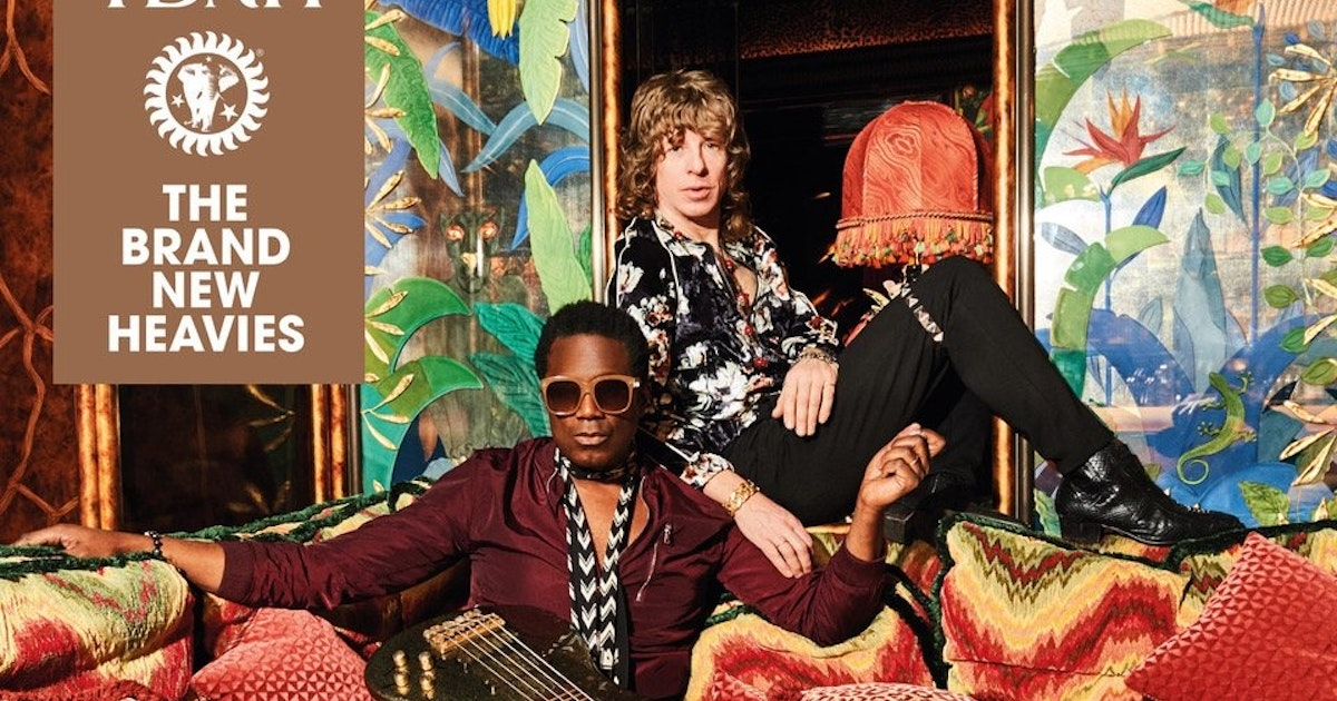 brand new heavies tour dates tickets 2019 ents24. Black Bedroom Furniture Sets. Home Design Ideas